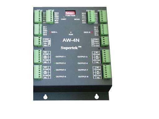 宇德机电36v锂电自车控制器接线图